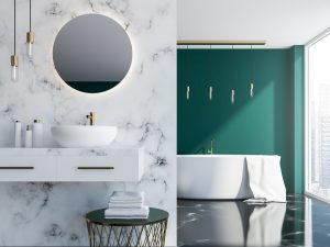 Marble shower cleaning company london